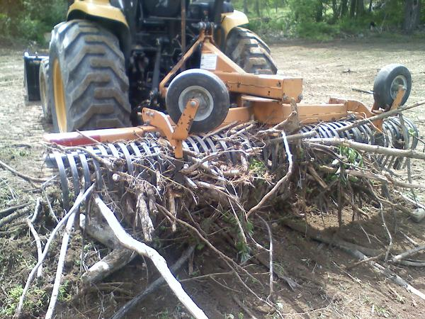 land clearing vernon nj sussex county nj excavating
