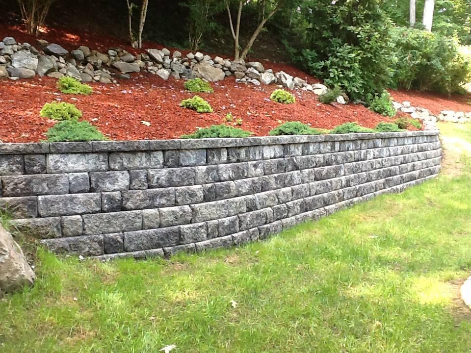 retaining walls sussex county nj vernon